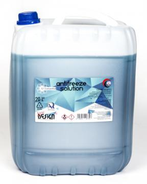 Antig.auto,G11 concentrat, 20l canistra