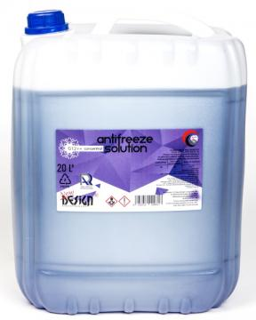 Antig.auto,G12, concentrat, 20l,canistra
