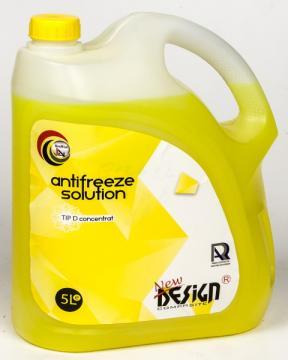 Antig.auto, Tip D, concentrat, 5l bidon-1