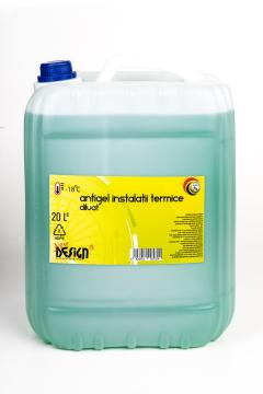 Antig,inst.termice  la -18, 20 l-diluat